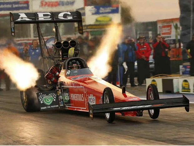 EXTREME: New drag format at Willowbank sure to please fans when it trials at the Super 3 Extreme event in March.