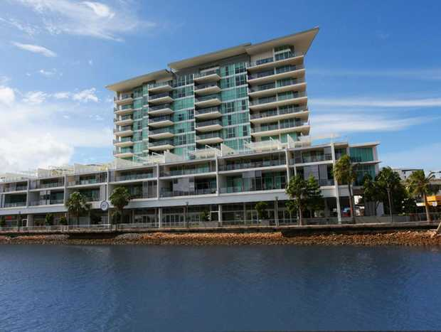 The M1 apartment building at Maroochydore