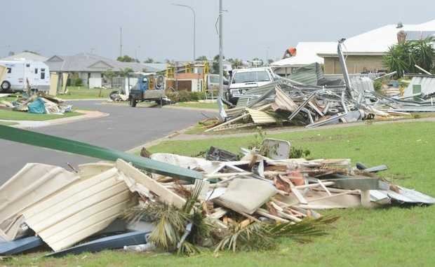 Clean-up crews will not collect any more rubbish from footpaths in Burrum Heads.