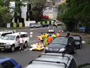 Sandbagging in Brisbane
