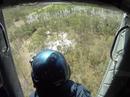 Chopper rescues flood-stricken families