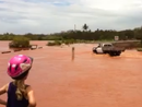 YouTube videos show extent of floods