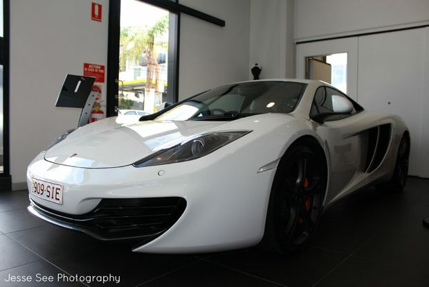 This McLaren MP4-12C sold for $469,880.