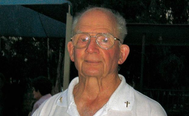 Father John Burns, St Mary's Catholic Parish Priest, North Rockhampton, died in Sydney on January 29.