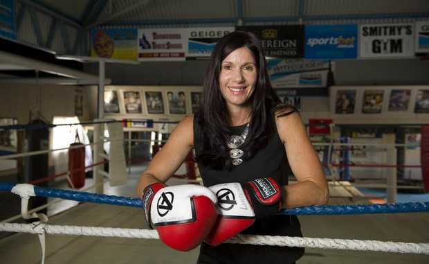 Toowoomba's Tressa Lindenberg is preparing to step into the ring for her fund-raising boxing debut at Rumours International next month.