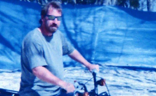 Mark (Jacko) Jackson has not been seen since January 22.