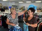 Designer dresses and handmade books among Vinnies bargains