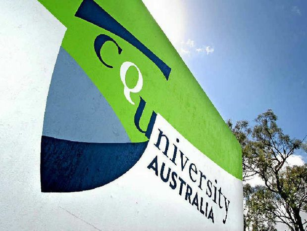 CQUniversity has suffered a drop in international student numbers of up to 50% due to the high Australian dollar.