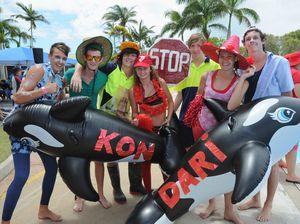 Xavier college swimming carnival