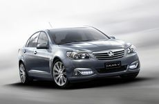 The on-road development of the new VF Commodore