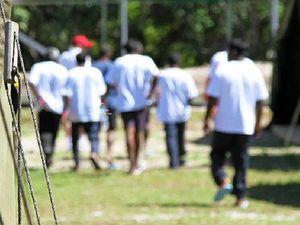 Australia 'controlling' Nauru centre