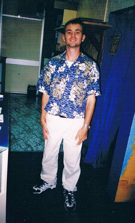 NSW Police image of missing man Charl Viviers.