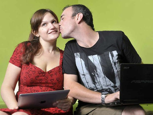 Maddi Martin and Nick Winsor plan an engagement after being matched on an online dating site six months ago.