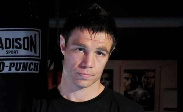 FRESH START: Toowoomba boxer Michael Katsidis.