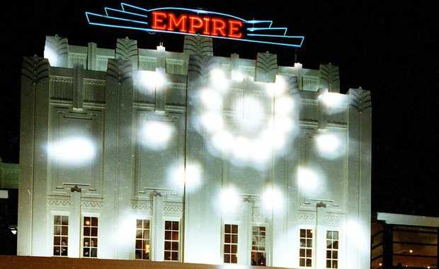 The Empire Theatre.