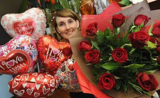 Samantha Clark from Bay Flowers and Gifts.