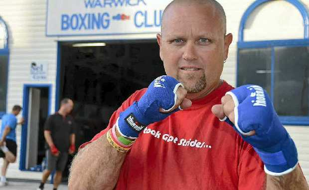 Alan Fogarty will step up to the Fred Brophy ring at the Warwick Show.