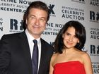 Alec Baldwin and new wife expecting their first child