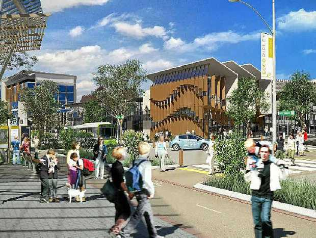 WORK UNDERWAY: An artist's impression of the Ecco Ripley town development in Ripley Valley.