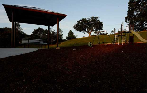 SCENE OF TROUBLE: Concerns have been raised about the behaviour of youths at a park at Omar St, West Ipswich.