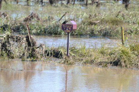 UNDER WATER: A broader category of flood assistance is now available to local farmers. Photo Gen Kennedy / Dalby Herald