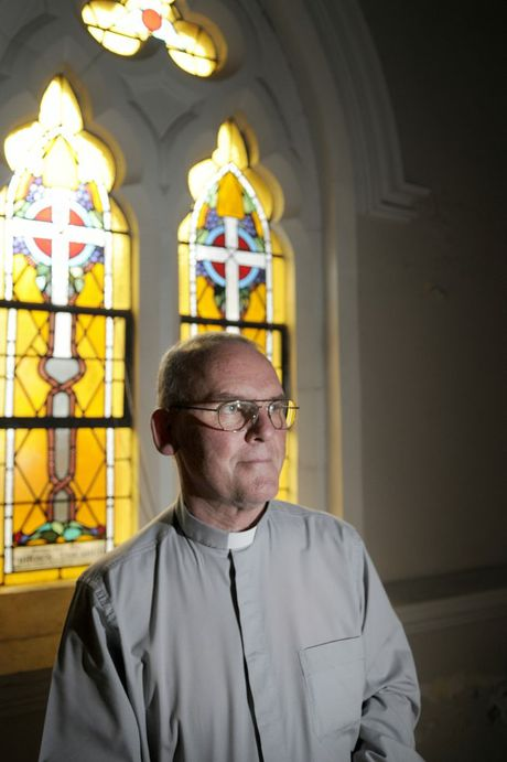 Catholic Deacon Darrel Irvine will be ordained into the priesthood.