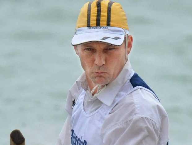 Alex Head sweep Steve Davies.