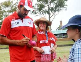 Adam Goodes: Get over it, sports stars booed all the time
