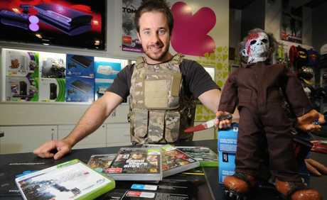 Gametraders owner David Campbell has welcomed new legislation that requires gamers to provide proof of age when purchasing R18+ games.