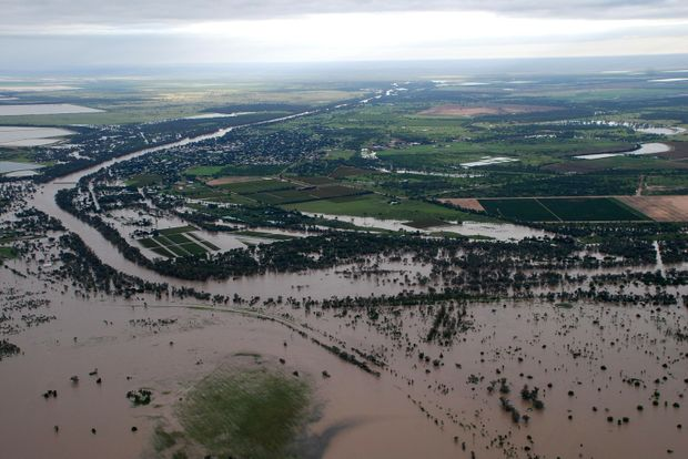 LEVEE OUTCOME: After St George was flooded in 2010, 2011 and 2012, Balonne Shire Council has announced that a $3.77 million permanent mitigation levee will be built in the town. - Balonne Beacon file