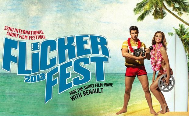The Flickerfest short film festival will screen on the Fraser Coast in March.