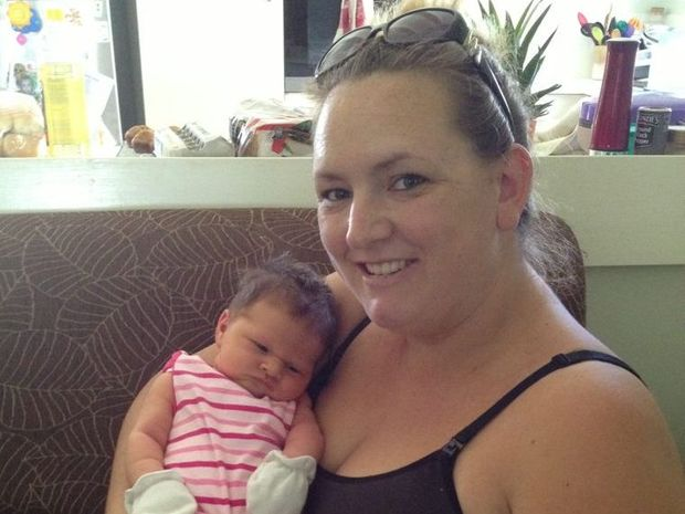 When Maryborough's Lauren Fender was informed at Hervey Bay Hospital that she would need to deliver her baby at Nambour or Brisbane hospital due to her weight, she was shocked.