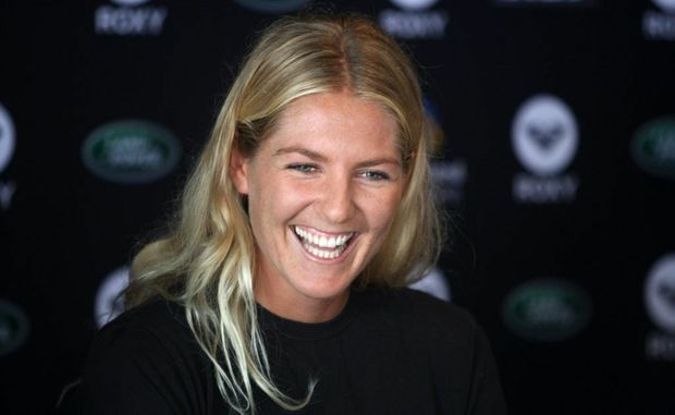 Last year's winner Steph Gilmore, of Tweed, is hoping for another victory.
