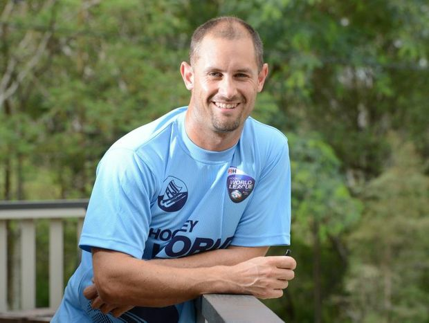 Ipswich hockey umpire Stephen Rogers is preparing for the international tournament. Photo: Sarah Harvey / The Queensland Times