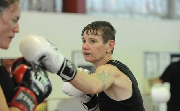 Narelle Leahey will head to the Gold Coast this weekend for a boxing bout.