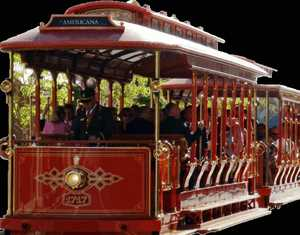 What the Nambour tram could look like.