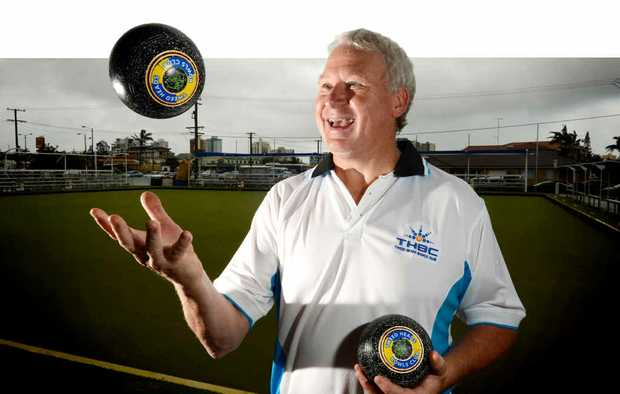 JACK-POT: Paul Girdler is looking forward to the Silver Nugget invitational.