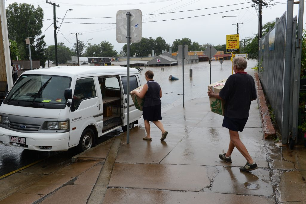 Gympie Hit Again By Flooding