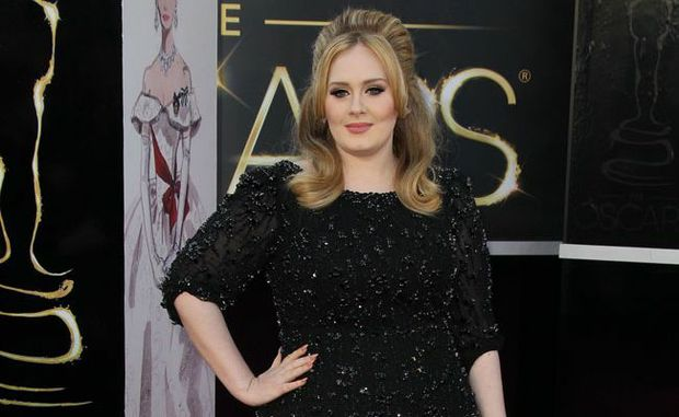 British stars helped fuel the return to growth with Adele's 21 the biggest selling global album of 2012, selling 8.3 million copies.