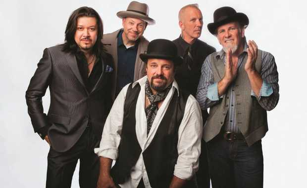 The Mavericks are Gympie-bound, playing Main Stage at this year's Muster.