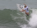 Lakey Peterson at the 2013 Roxy Pro