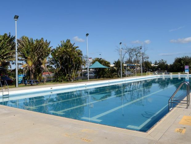 The Byron Bay Swimming Pool.