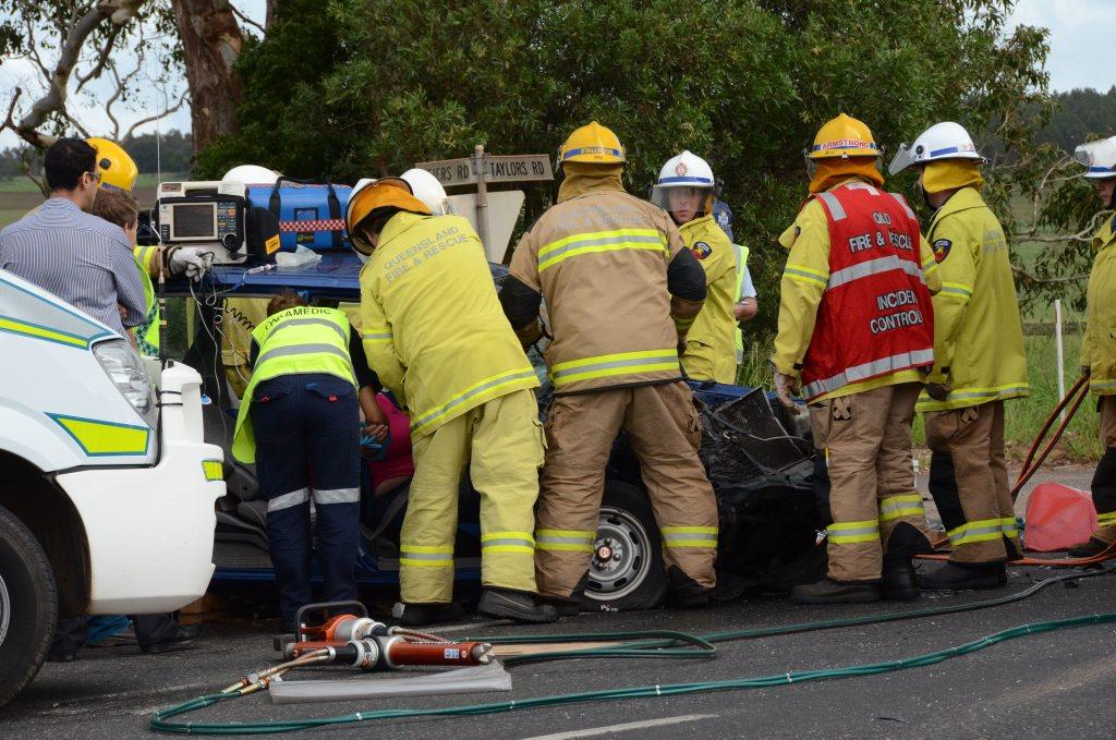 Bundaberg News Car Crash