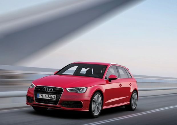 Audi's new A3 will start from $35,600.