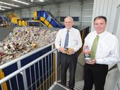 DUNDOWRAN'S new $2 million recycling facility houses the latest technology for sorting waste and education about recycling and has created 24 jobs.