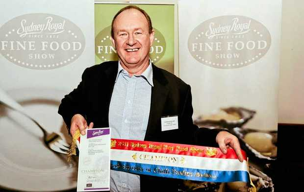 Nicholson Fine Food entrepreneur Peter Nicholson will be honoured at this years Sydney Royal Easter Show. Photo: Contributed