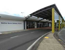 Ballina-Byron is now the 14th-busiest airport in Australia