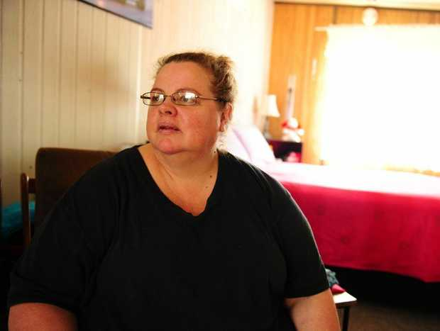 Tracy Williams is unhappy about her insurance going up in price.