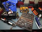 Police are looking for the owners of these stolen tools, Monday, March 11, 2013. Photo Callum Bentley / The Chronicle