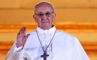 The new Pope is Jorge Mario Bergoglio of Buenos Aires. The first ever Jesuit Pope, he will take the name Pope Francis.